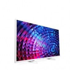Телевизор PHILIPS 32PFS5603/12 FHD TV, DVB T/C/T2/T2-HD/S/S2, Incredible Surround, Clear Sound, 16W, Бял